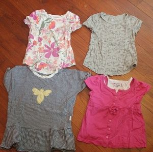 Other - Cute lot of 4 size 3T shirts